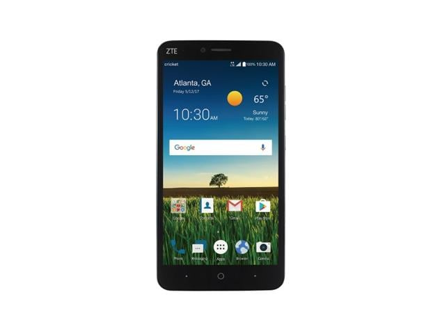 Zte Blade X Max Price Specifications Features Comparison