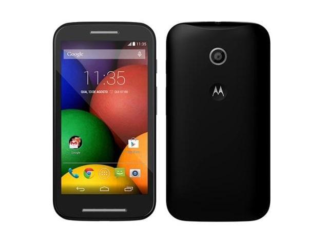 Moto E Now Available via Flipkart at Rs. 6,999