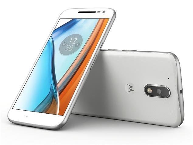 Motorola Moto G4 price in India