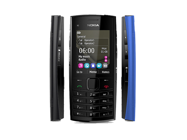 Nokia X2-02 price, specifications, features, comparison