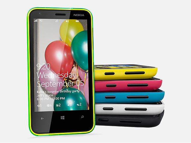 Nokia Lumia 620 price, specifications, features, comparison