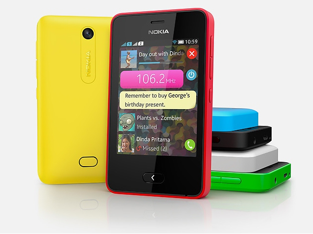 Nokia Asha 501 Price in India, Specifications, Comparison ...
