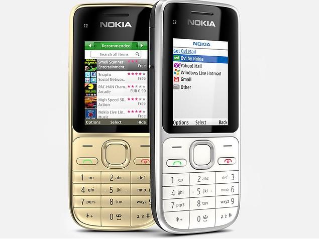 Nokia C2 01