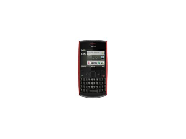 Nokia X2 01
