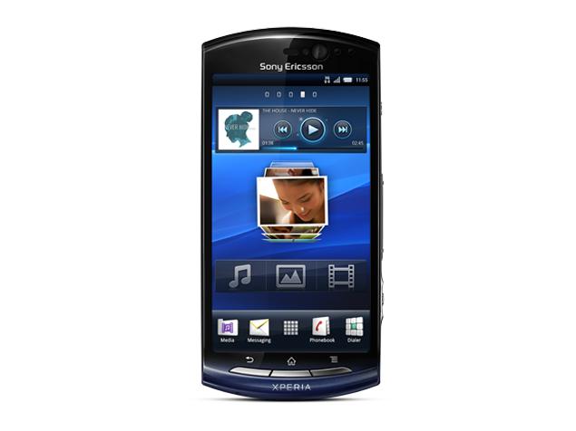 aplicación para celular sony ericsson xperia neo