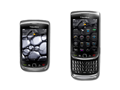 Compare BlackBerry Torch 9800