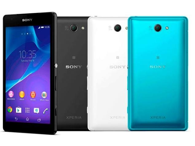 Image result for Sony Xperia z2a'
