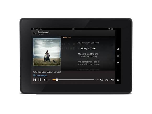 Amazon Kindle Fire HD 7 Price, Specifications, Features, Comparison
