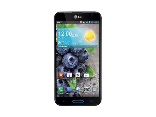 LG Optimus G Pro Design Images