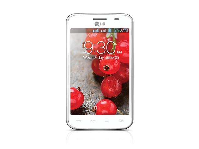 LG Optimus L4 II Dual
