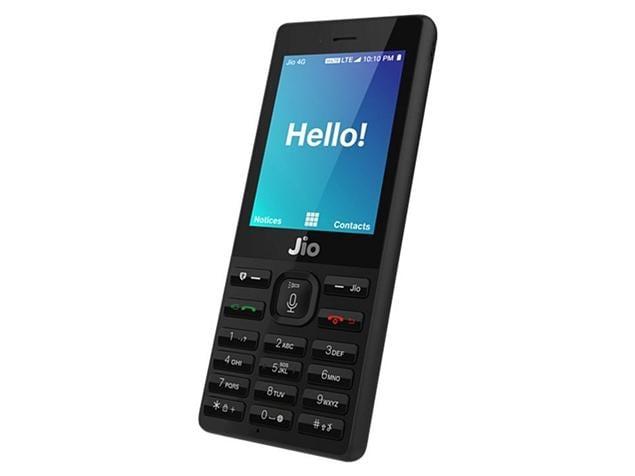 जियो फोन