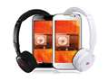 Compare Micromax Canvas Music