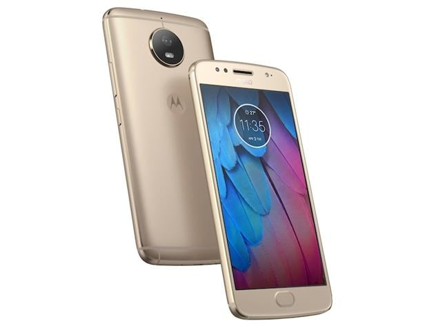 Moto G5S price in India