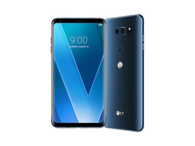 LG V30+ price in India