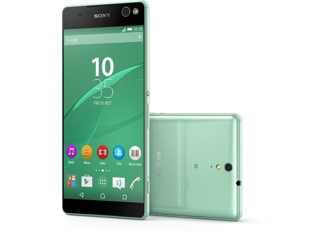 ... sony xperia c3 front camera review ...