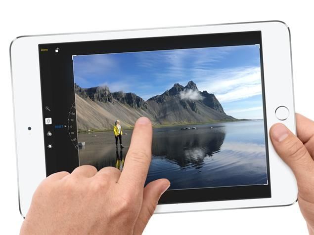 Apple IPad Mini 4 Wi Fi Price Specifications Features