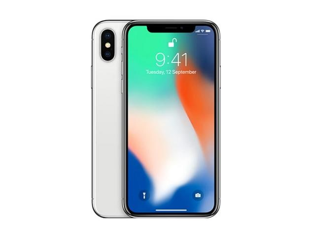 the latest 1c5c4 347bb Apple iPhone X