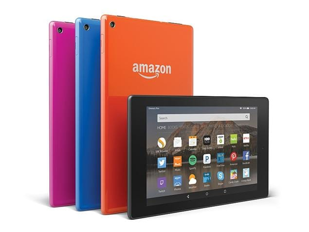 Kindle fire hd 8 specs
