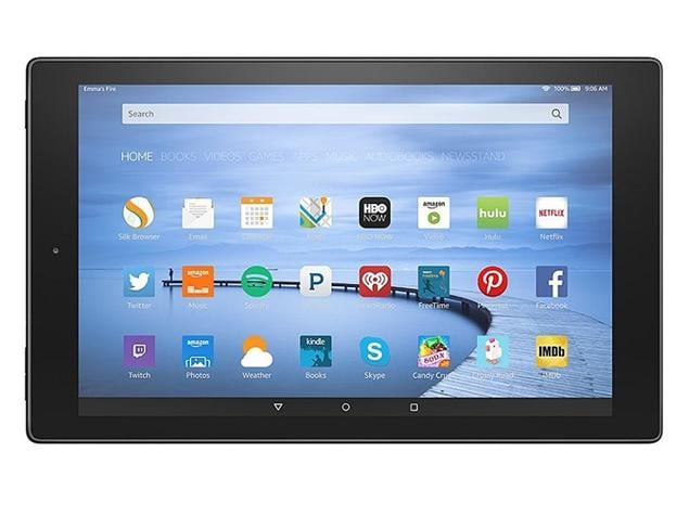 Amazon Fire HD 10 Price, Specifications, Features, Comparison