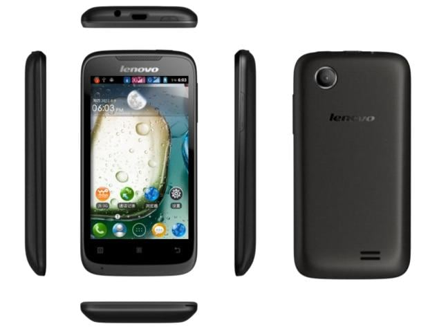 Lenovo A369i Price Specifications Features Comparison