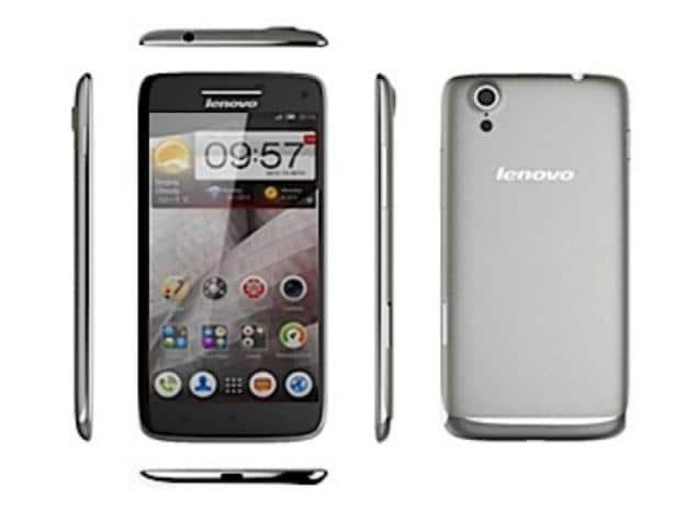 Lenovo Vibe X smartphone with 5-inch full-HD screen, quad-core processor unveiled