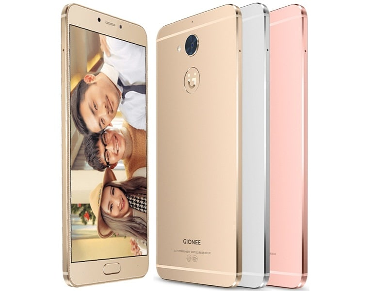 Gionee S6 Pro (Rose Gold)