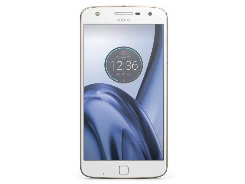 moto z phone white. Moto Z Play Phone White B