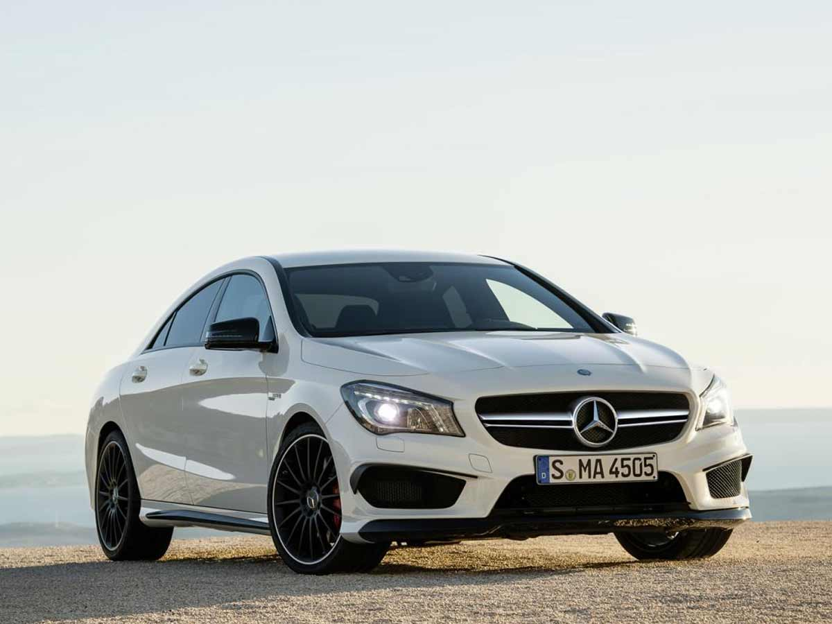 2014 mercedes benz cla 45 amg. Black Bedroom Furniture Sets. Home Design Ideas