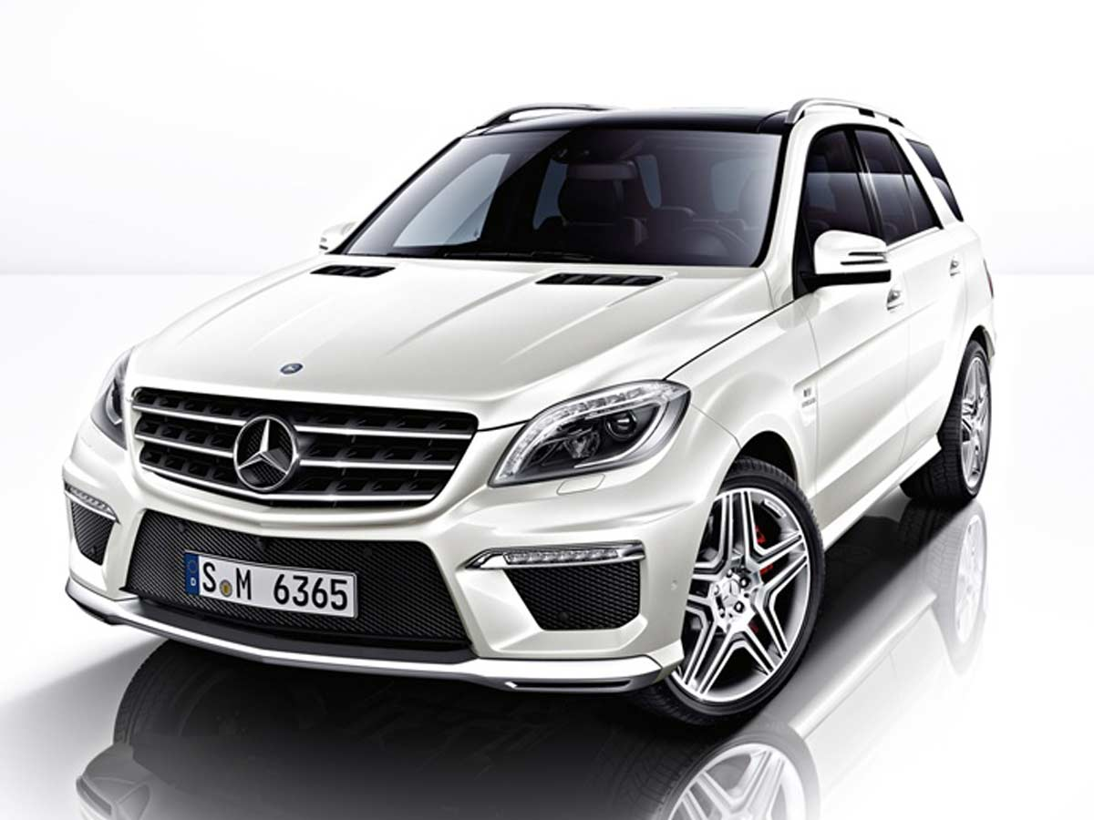 2014 mercedes benz ml63 amg for Where is mercedes benz