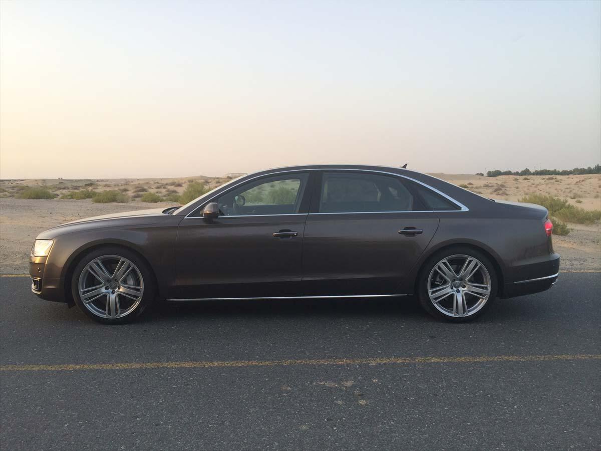 2015 Audi A8l