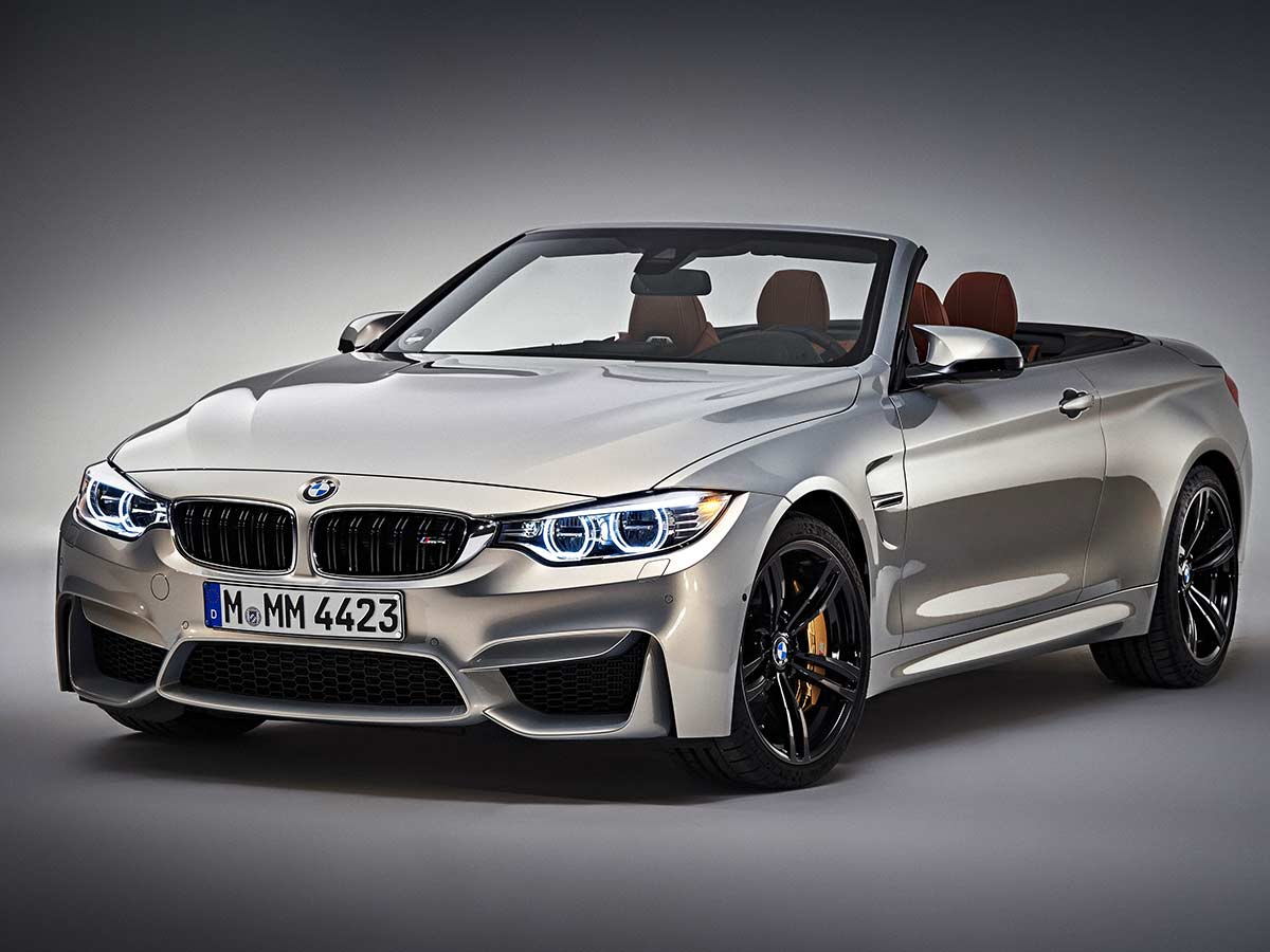 2015 Bmw M4 Convertible Photo Gallery