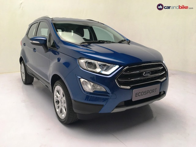 Photo : 2017 Ford EcoSport Facelift