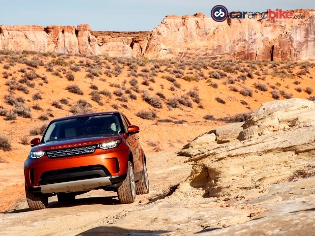 Photo : 2017 Land Rover Discovery