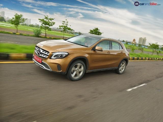 Photo : 2017 Mercedes-Benz GLA Facelift Review