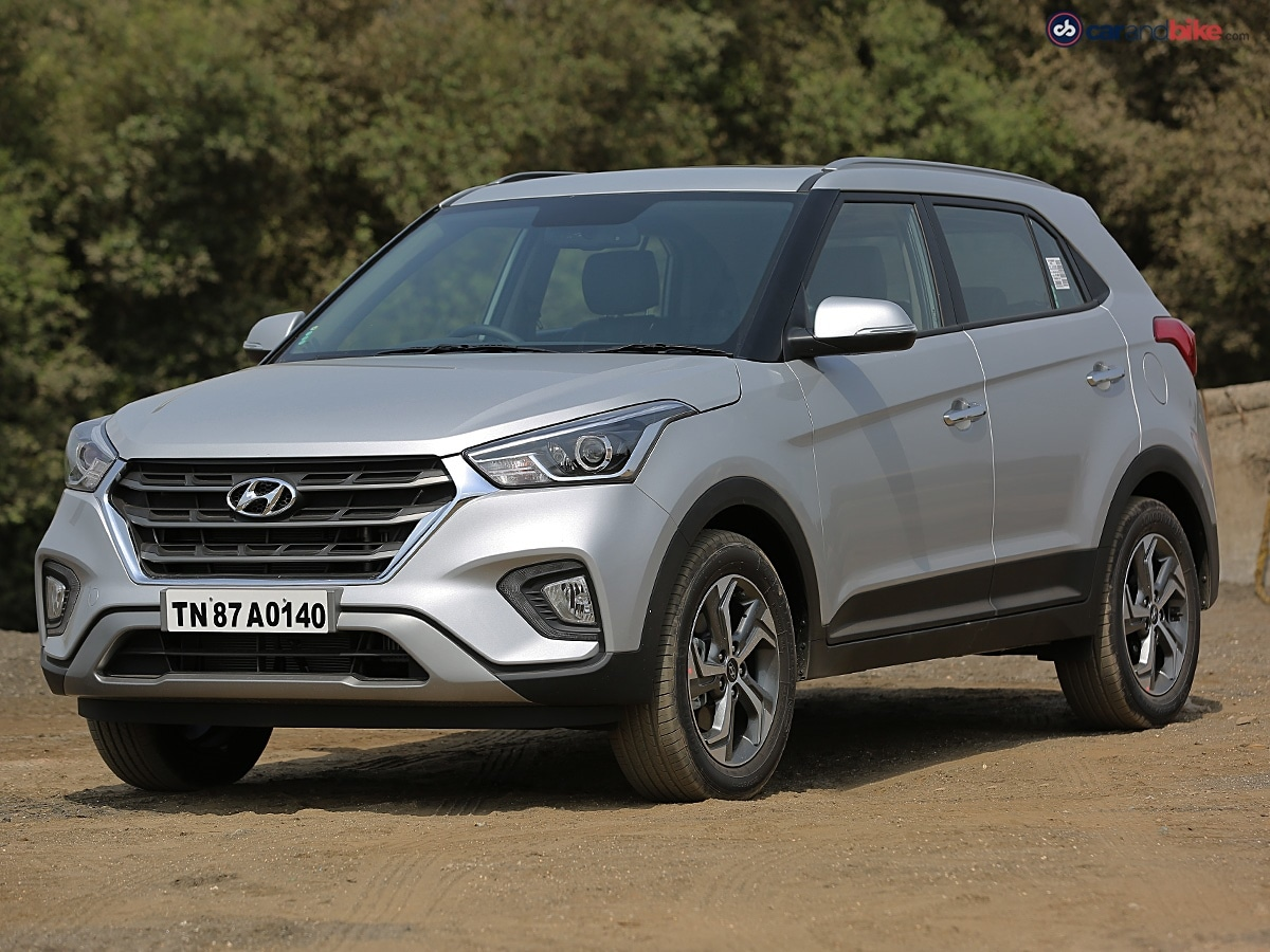 new 2018 hyundai creta facelift: detailed picture gallery