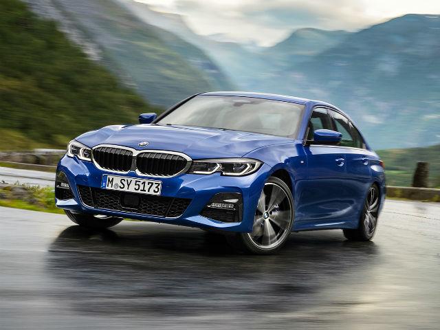 Photo : 2019 BMW 3 Series