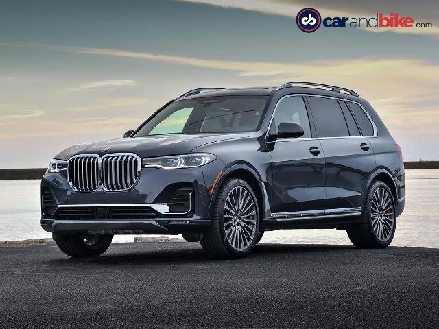 Photo : 2019 BMW X7 SUV
