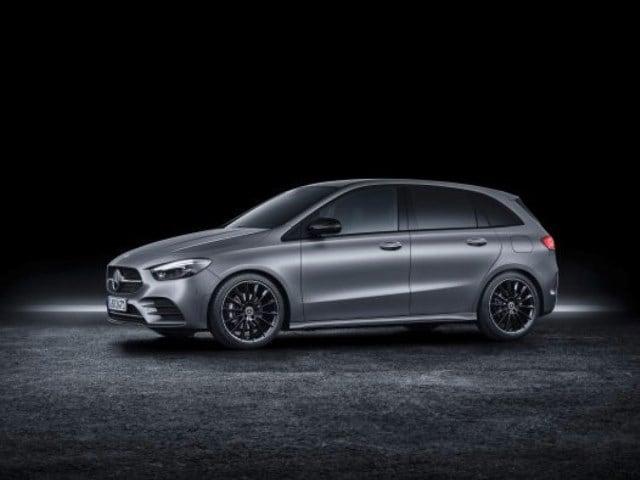 Photo : 2019 Mercedes-Benz B-Class