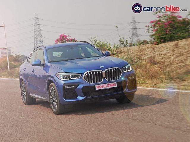 Photo : 2020 BMW X6