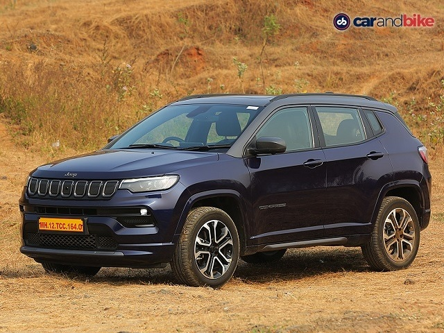 Photo : 2021 Jeep Compass Facelift