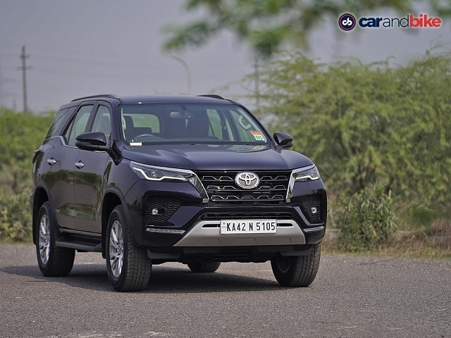 Photo : 2021 Toyota Fortuner Facelift