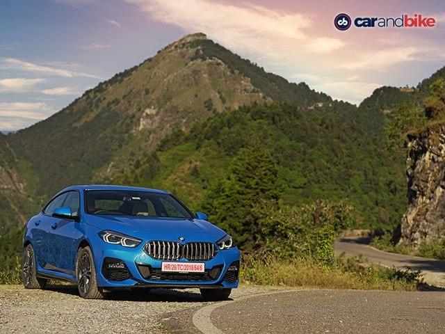 Photo : BMW 2 Series Gran Coupe