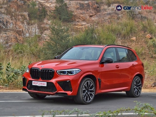 Photo : BMW X5 M Competition