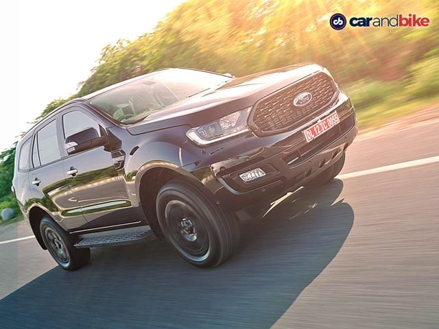 Photo : Ford Endeavour Sport