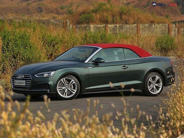 Photo : Audi A5 Cabriolet