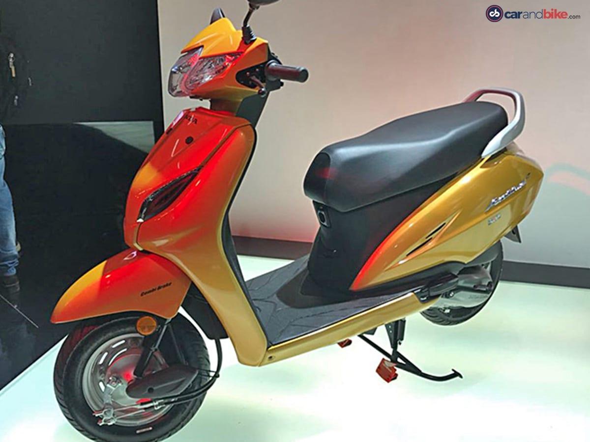 ऑटो एक्सपो 2018: ये है होंडा मोटरसाइकल की ऐक्टिवा 5G