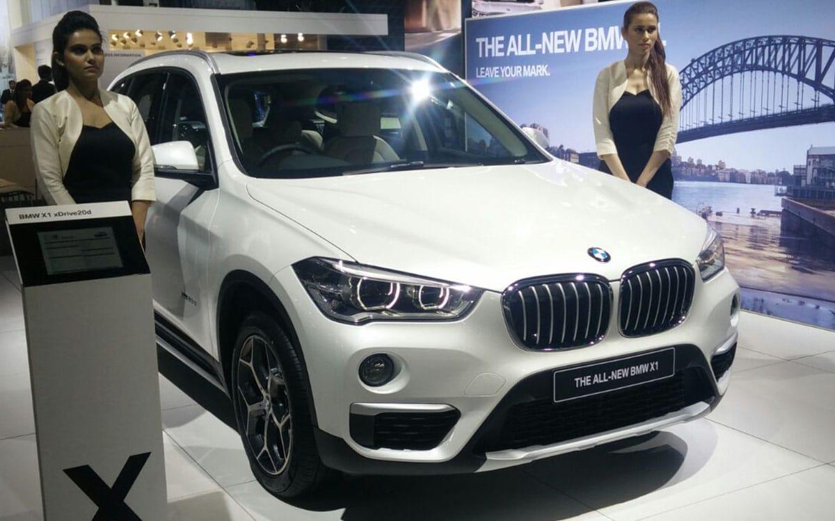 New BMW X1 Photo Gallery
