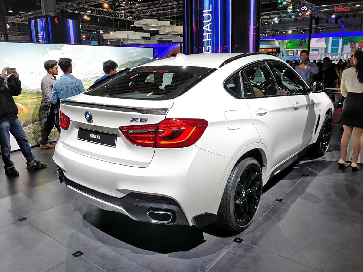 Auto Expo 2018 Bmw Cars