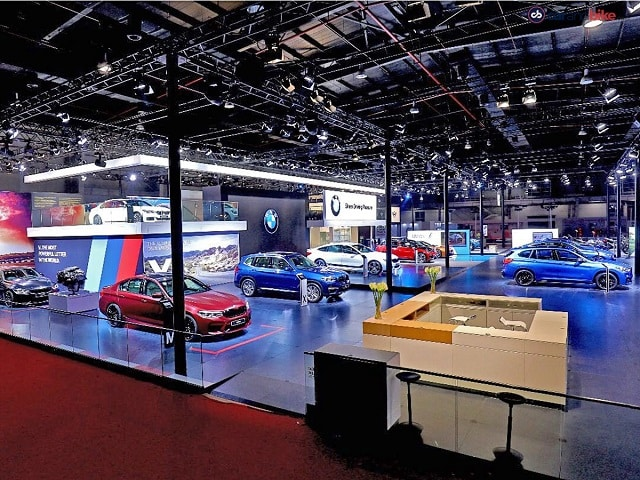 Photo : Auto Expo 2018: BMW Cars And Bikes