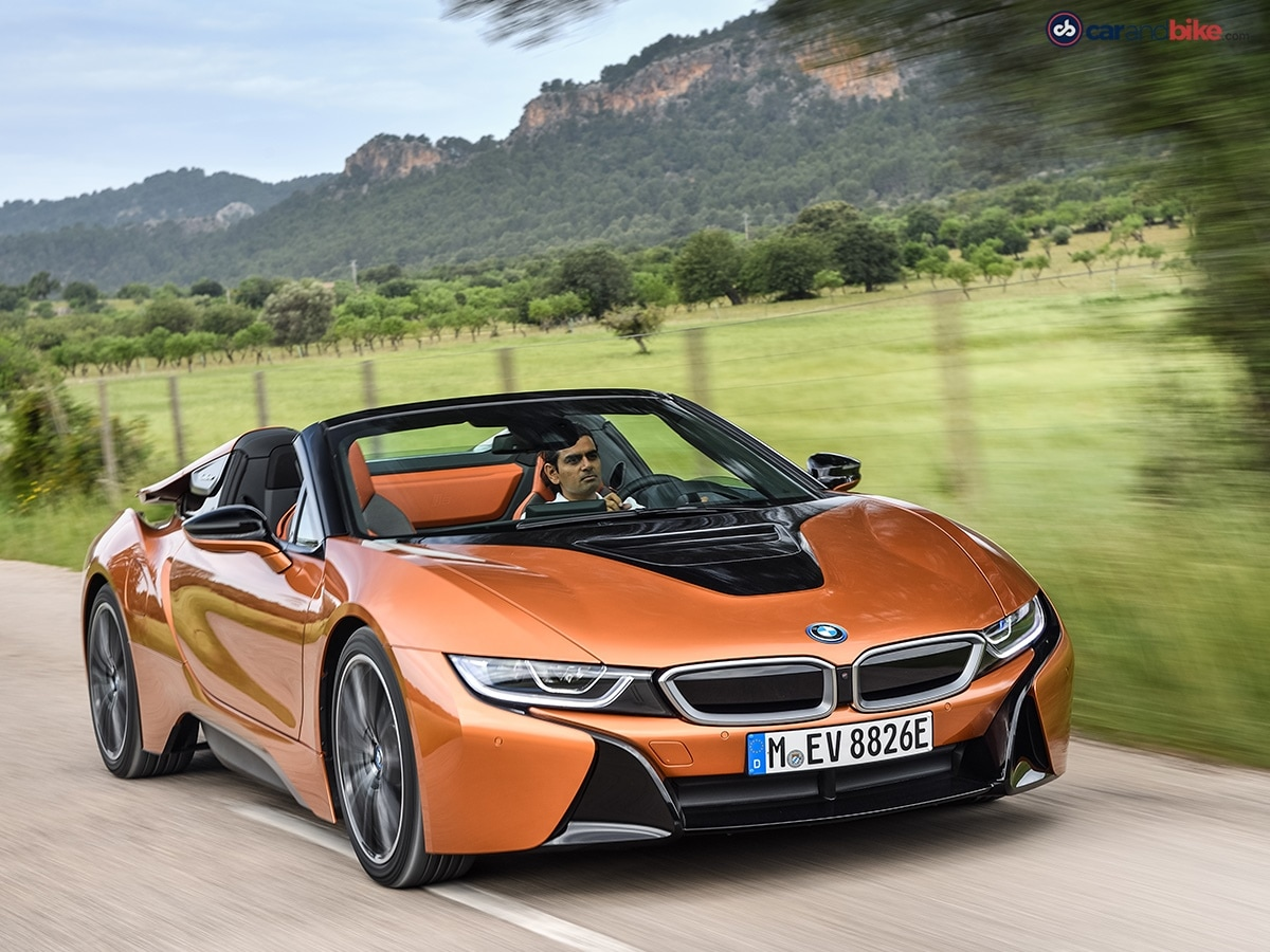 Bmw I8 Roadster Photo Gallery